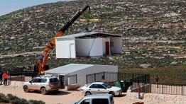 """إسرائيل تواصل طرد الأهالي من مناطق """"c"""" وتجلب المستوطنين"""