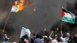 خبراء إسرائيليون: السيناريو الأسوأ لمسيرات العودة في 15 مايو