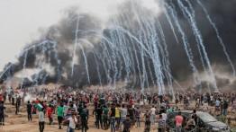 """تحذيرات إسرائيلية من """"خروج الأمور عن السيطرة"""" بمسيرات غزة"""