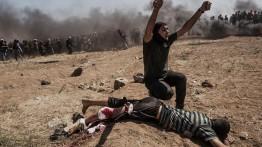 هكذا يقتل قناصة إسرائيل متظاهرين فلسطينيين.. شهادات حية