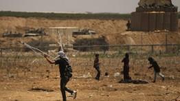 """خشية إسرائيلية من """"فقدان السيطرة"""" على مسيرات العودة"""