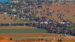 مسيرات العودة شكلت تحدياً للجيش والمخابرات الإسرائيليين
