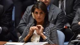 """إدانة """"حماس"""" تتصدر دبلوماسية أمريكا في الأمم المتحدة"""
