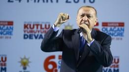 هجوم إسرائيلي جديد على أردوغان لمساندته الفلسطينيين