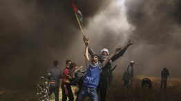 مسيرات العودة استدرجت الجيش لمواجهة الأفضلية فيها للمتظاهرين