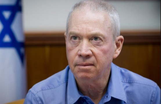 يؤاف غالانت - وزير الإسكان الإسرائيلي