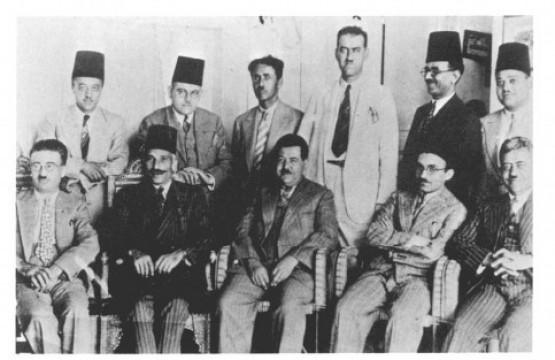 أعضاء حزب الاستقلال العربي