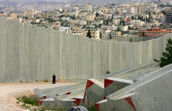 جدار الفصل العنصري حول مدينة القدس